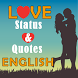 LOVE English Status & Quotes by Hussain Saif1986