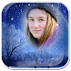 Snowfall Photo Frames by App Basic