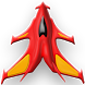 Space Race Tilt Free Tilt Game App by InnerAct Studio, LLC