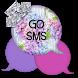 Diamonds 1 - GO SMS THEME by EloquentKitten
