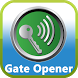 3G Gate Opener RTU5025 by King Pigeon Communication Co.,Ltd