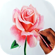 Learn to Draw Flowers by Rich Label Developer
