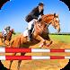 Super Horse Racing Stunt 3D : Derby Racing Sim