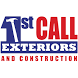 1st Call Exteriors by Mobile App Designz