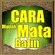 Cara Mudah Belajar Mata Batin by 1001 Hadist Shahih