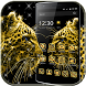 Gold cheetah Theme leopard by MT Digits
