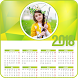 Calendar Photo Frame 2018 by Exotic Advanture