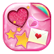Valentines Love Photo Stickers by Best Cute Apps
