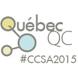 CCSA 2015 by EventMobi