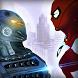 Spider Strange Robot War Hero by Gamebook Studios