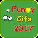 Funny Gifs 2017 by kingoapps
