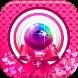 Pink Selfie Camera by Dream Mobi
