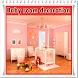 Baby room decoration by designdev