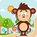 Monkey Games for Toddlers:Free by Ashley B