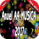 ANUEL AA MUSICA 2017 by Top Hits Company