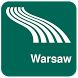 Warsaw Map offline by iniCall.com
