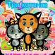 Три котенка игра by GVX Studio