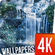 Waterfalls Wallpapers 4K by Ultra Wallpapers
