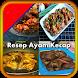 Aneka Resep Ayam Kecap by Aceng_Media