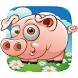 Flying Pig by lazybeez