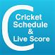 Cricket Schedule Live Score by free_app