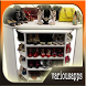 Shoe Rack Design by veriousapps