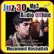 Muzammil Hasballah Juz 30 MP3 Audio Offline by Dejavu Apps