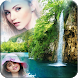 Waterfall Multi Photo Frame by PixMedia