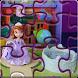 Puzzle Jigsaw Sofia Toys by Gamikids