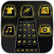 Golden Black Theme by Cool Theme Love