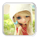 Cute Doll Live Wallpaper by HD Themes and Wallpaper