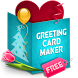 Greeting Card Maker Free HD by Funny Booth Apps For Kids