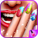 Candy Nail Salon Fashion Fever by Happy Baby Games - Free Preschool Educational Apps