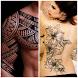Man Women Tattoo Design by InfinityAppss