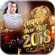 Happy New Year Photo Frames 2018 by istoreapps