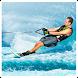 Water Skiing by Doomedagda