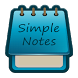 Simple Notes by Victor Tobar