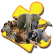Educational Animal Puzzle by Wetstone Technologies