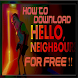 guide Hello Neighbor Free by JACK HOLOX