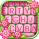 Warm Spring Color Keyboard by Fashion Corner Apps