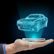 Car Hologram Camera 3D by Hologram and counter games