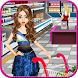 Supermarket Shopping Girl by Expert In Apps