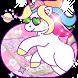 Rock'n'Roll Cool Pink Unicorn Theme by Angela Themes