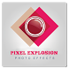 Pixel Explosion Photo Effects by Original LLC