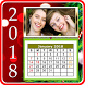 Calendar Photo Frames 2018 by Sunny See Moon