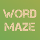 Word Maze by ThoughtsinPalm Apps