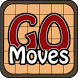 Go Moves (Go, Baduk, Weiqi) by FocusPoint