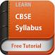 Learn CBSE SYLLABUS by Free eBooks