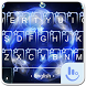 Pisces Galaxy Keyboard Theme by Love Free Themes
