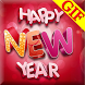 2018 Happy New Year Wishes And GiFs by Best apps world